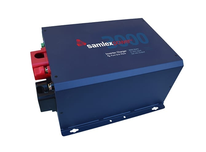 3000 Watt, 230V Pure Sine Inverter/Charger