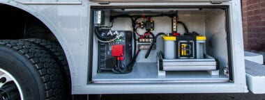 inverter charger with transfer switch