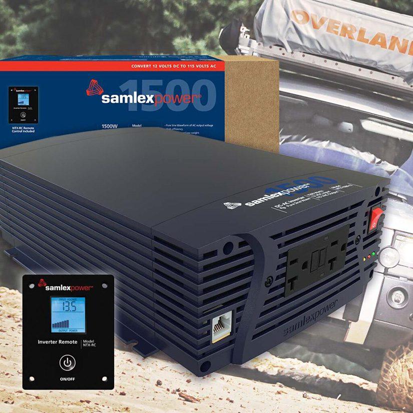 NTX Pure Sine wave power Inverter