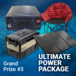 DO MORE with Samlex contest monthly prize ultimate power package