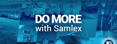 DO MORE with Samlex contest