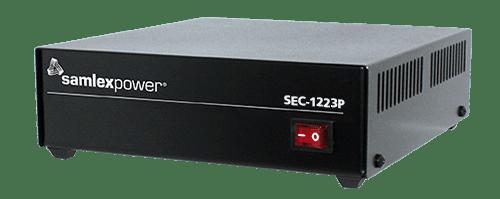 Samlex universal ac input 23 amp power supply SEC-1223P