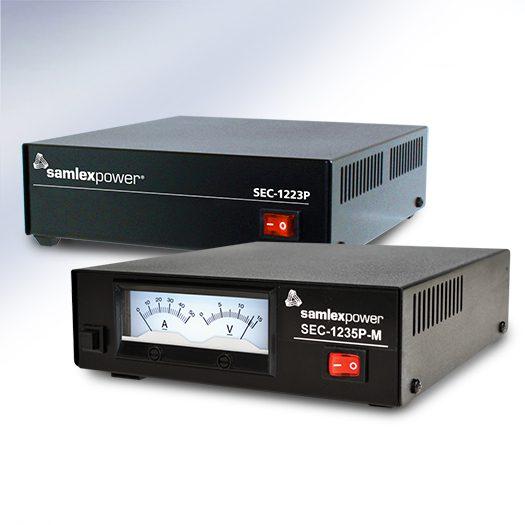 Samlex SEC P Series Universal input desktop power supplies